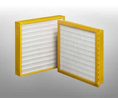 geo pleat filters